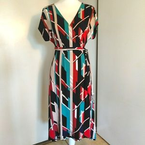 Maternity wrap dress formal or casual